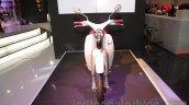 Honda EV-Cub concept front at Auto Expo 2016