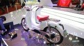 Honda EV-Cub concept rear three quarter at Auto Expo 2016