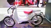 Honda EV-Cub concept side at Auto Expo 2016