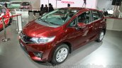 Honda Jazz special edition front three quarters at Auto Expo 2016
