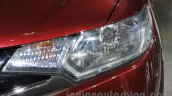 Honda Jazz special edition headlamp at Auto Expo 2016