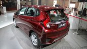 Honda Jazz special edition rear three quarters at Auto Expo 2016