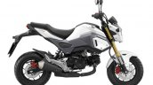 Honda MSX125SF Booster White