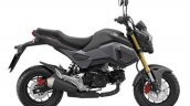 Honda MSX125SF Eclipse Black