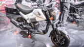 Honda Navi Shasta White front quarter at Auto Expo 2016
