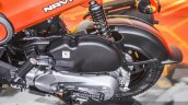 Honda Navi Sparky Orange engine at Auto Expo 2016