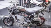 Honda Navi black at Auto Expo 2016