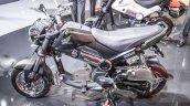 Honda Navi black at Auto Expo 2016