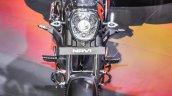 Honda Navi black front at Auto Expo 2016