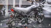 Honda Navi black rear quarter at Auto Expo 2016