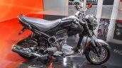 Honda Navi black side at Auto Expo 2016