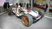 Honda Project 2&4 concept front three quarters at Auto Expo 2016