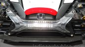 Honda Project 2&4 concept grille at Auto Expo 2016