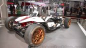 Honda Project 2&4 concept rear three quarters right at Auto Expo 2016