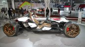 Honda Project 2&4 concept side at Auto Expo 2016
