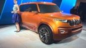 Hyundai Carlino front three quarter left at the Auto Expo 2016