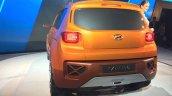 Hyundai Carlino taillamp and bumper at the Auto Expo 2016