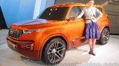 Hyundai Carlino:Hyundai HND-14 front quarters at Auto Expo 2016