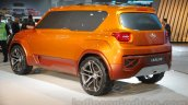 Hyundai Carlino:Hyundai HND-14 rear quarter at Auto Expo 2016
