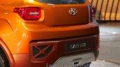 Hyundai Carlino:Hyundai HND-14 taillights at Auto Expo 2016
