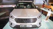 Hyundai Creta front at Auto Expo 2016