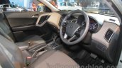 Hyundai Creta interior at Auto Expo 2016
