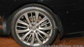 Hyundai Genesis alloy wheel at Auto Expo 2016