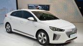 Hyundai Ioniq Electric at Geneva Motor Show 2016