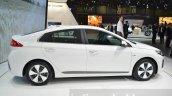 Hyundai Ioniq Plug-in side at Geneva Motor Show 2016