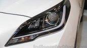Hyundai Sonata PHEV headlamp at Auto Expo 2016