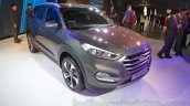 Hyundai Tucson at Auto Expo 2016
