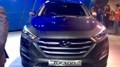Hyundai Tucson front at the Auto Expo 2016