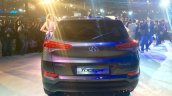 Hyundai Tucson rear at the Auto Expo 2016