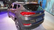 Hyundai Tucson rear quarter at Auto Expo 2016