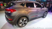 Hyundai Tucson rear quarters at Auto Expo 2016