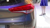 Hyundai Tucson taillight at Auto Expo 2016