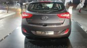 Hyundai i30 rear at the Auto Expo 2016