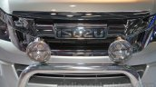 Isuzu D-Max V-Cross grille at Auto Expo 2016