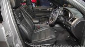 Jeep Grand Cherokee front seats at Auto Expo 2016