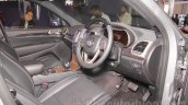 Jeep Grand Cherokee interior at Auto Expo 2016