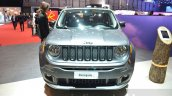 Jeep Renegade Dawn of Justice Special Edition front at the Geneva Motor Show Live