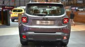 Jeep Renegade Dawn of Justice Special Edition rear at the Geneva Motor Show Live