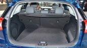 Kia Niro boot capacity at the 2016 Geneva Motor Show Live