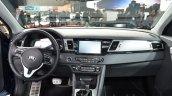 Kia Niro dashboard at the 2016 Geneva Motor Show Live