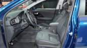 Kia Niro front cabin at the 2016 Geneva Motor Show Live