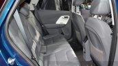 Kia Niro rear cabin at the 2016 Geneva Motor Show Live