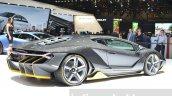 Lamborghini Centenario LP770-4 at the 2016 Geneva Motor Show Live