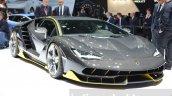 Lamborghini Centenario LP770-4 front quarter at the 2016 Geneva Motor Show Live