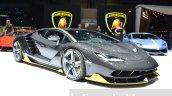 Lamborghini Centenario LP770-4 front three quarter at the 2016 Geneva Motor Show Live
