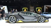Lamborghini Centenario LP770-4 side right at the 2016 Geneva Motor Show Live